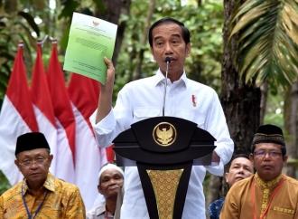 Penerima SK Perhutanan Sosial Diminta Garap Komoditas Unggul