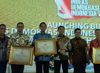 DPRD Apresiasi Indeks Demokrasi Tertinggi di DKI Jakarta