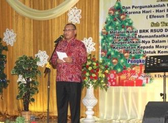 Perayaan Natal di Kota Medan Momentum Eratkan Sinergitas