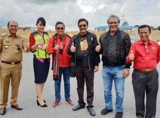 PDI Perjuangan Dukung Danau Toba Jadi Destinasi Wisata Dunia
