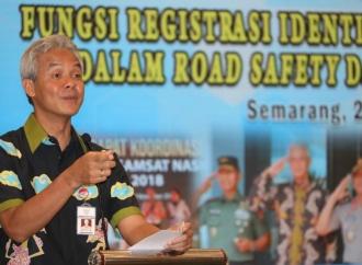 Ganjar Harap Akses Pariwisata pada Tol Bawen-Yogyakarta