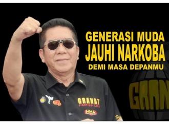 Henry Apresiasi Keberhasilan Polda Lampung Sita 60 Kg Sabu