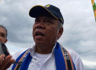 Pemerintah Lanjutkan Pembangunan Jalan di Pulau Selaru
