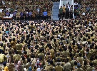 Integrasi Izin Usaha, Presiden Kumpulkan Kepala Daerah