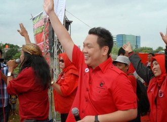 Charles Kritisi Pernyataan Prabowo Tentang Intelijen