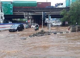 Penanganan Banjir di DKI Jakarta Perlu Digenjot