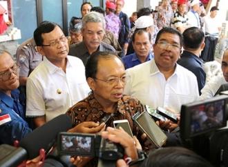 Gubernur Koster Akan Perkuat Fasilitas PHDI Bali