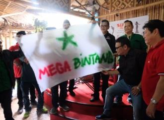 PDI Perjuangan dan PPP Hidupkan Kembali Mega Bintang