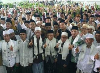 Jokowi Cinta Ulama dan Islam Dibuktikan dengan Hari Santri