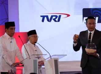 TKN Jokowi-Ma'ruf Ikuti 'Aturan Main' Format Debat KPU