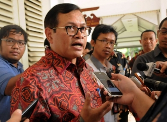 Presiden Memborong Sabun Cuci untuk Dorong Pengembangan UMKM