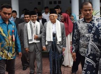 Kiai Ma'ruf: Presiden Jokowi Sangat Hormati NU
