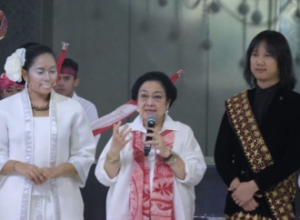 Megawati: Anak Muda Bebas Berkreasi dalam Seni