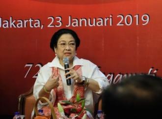 Megawati: Banyak Pemuda Kreatif dan Optimistis