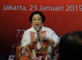 Bedah Buku The Brave Lady Ibu Megawati Soekarnoputri