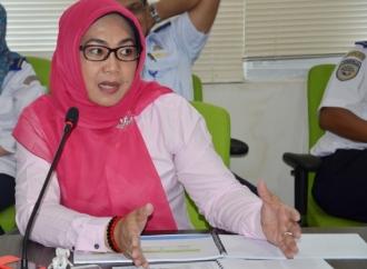 Sadarestuwati Pimpin Rombongan Komisi V DPR ke PT INKA