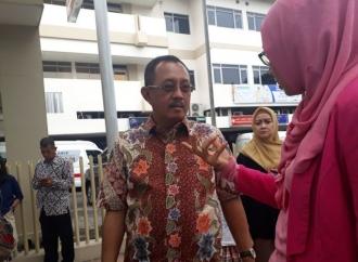 Pelanggaran Pengawasan Pemilu, Armuji Laporkan Bawaslu