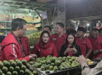 Blusukan di Pasar Tradisional Situbondo Jatim