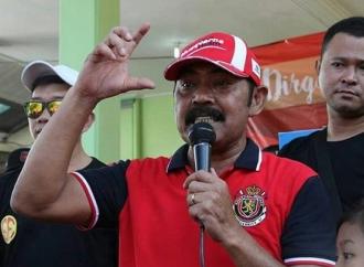 Rudy Minta Persis Solo Gunakan Stadion Sriwedari