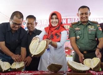 Pemkab Klaten Gelar Pesta Makan Durian Gratis