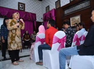 Risma Apresiasi Pondok Sosial Kampung Anak Negeri
