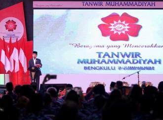 Presiden Sebut Beragama yang Mencerahkan Ala Muhammadiyah