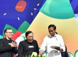 Hasto: Jokowi Tanggapi Sangat Positif Kritikan CEO Bukalapak