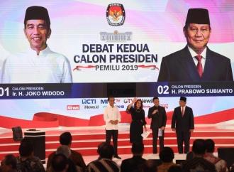 Jokowi Sebut Prabowo Pesimistis Hadapi Revolusi Industri 4.0