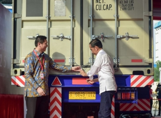 """Presiden Senang Merek Indonesia """"Jajah"""" 100 Negara"""