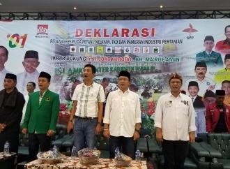 Abah Anton Puji Program Jokowi ke Petani dan Nelayan