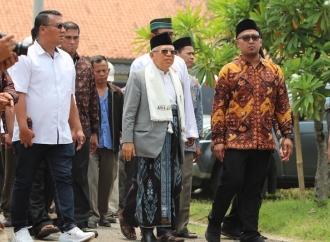 Kiai Ma'ruf: Jokowi Diadukan ke Bawaslu, Cermin Tidak Dewasa