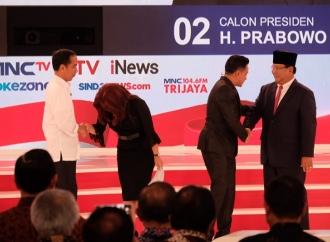 Polling Buktikan Jokowi Jauh Ungguli Prabowo