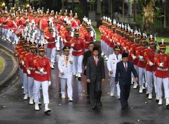 Usai Dilantik, Presiden Beri 'PR' ke Gubernur dan Wagub Riau
