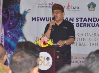 Cok Ace Minta Pelaku Usaha di Bali Tidak Salah Arah