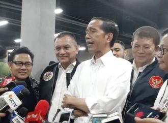 Beri Pembekalan Saksi Pemilu, Ini Pesan Jokowi