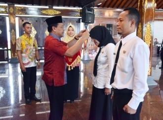 Wabup Purwadi Harap Diklatpim Tingkatkan Kualitas ASN