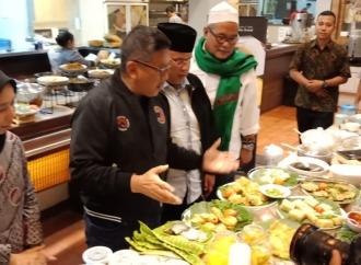 Hasto: Pahami Kuliner Nusantara Agar Tak Sebar Hoaks