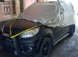 Mobil Tokoh PDI Perjuangan Sleman Dibakar Orang Tak Dikenal