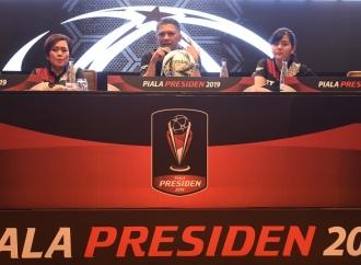 Ara Pastikan Tak Ada Pengaturan Skor di Piala Presiden 2019