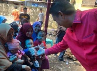 Blusukan ke Pasar, ARW Pastikan Harga Tak 'Cekik' Masyarakat