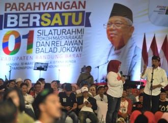 Mayoritas Ormas Islam Dukung Jokowi-Kiai Ma'ruf