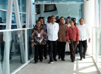 Resmikan Pelabuhan Sibolga, Presiden: Saatnya Giat Bekerja