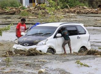Presiden Perintahkan Segera Evakuasi Korban Banjir Papua