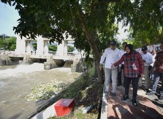 Keren, Rumah Kompos di Surabaya Hasilkan Energi Listrik