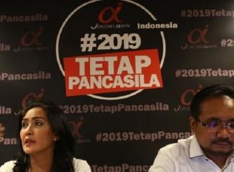 Rieke: Memilih Jokowi Berarti Mempertahankan Pancasila