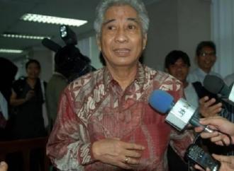 Politisi Senior PDI Perjuangan, Max Moein Wafat