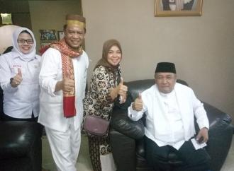 Ponpes Suryalaya Dukung Anton Charliyan Menuju Senayan