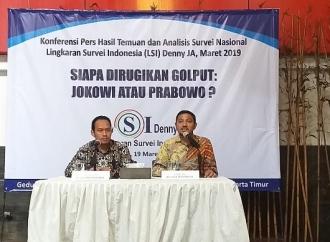 LSI Denny JA: Jika Golput Rugikan Paslon Jokowi-Ma'ruf Amin