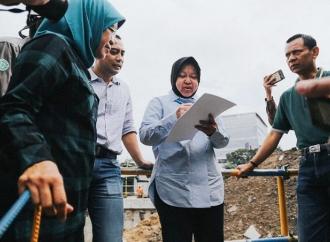 Keren, Surabaya Akan Punya Patung Suro dan Boyo Baru