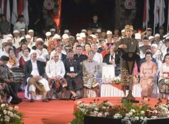 Jokowi: Pemilu Bukan Perang, tapi Pesta Demokrasi